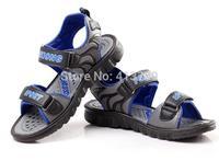 The new summer 2015 Male children sandals antiskid free mail