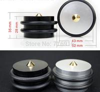 No.3 Shackles foot cone hifi audio speakers  CD pure aluminium Suspension nail 116g