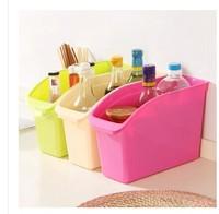 Thick plastic debris classification kitchen finishing box office desktop storage box