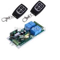AC85V 260V 4Channel Wireless Control RF Remote Control 315MHz Switch