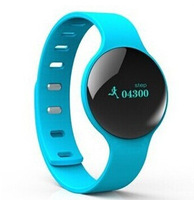 Original mi band Bracelet MiBand Bluetooth IP67 Waterproof Smart Wristbands for Android 4.4 Phones Mi3 Mi4 Redmi Note 4GGear Fit