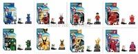 SY259 Super Heroes Avengers Minifigures magnet / loki /green arrow Assemble Building Blocks Minifigures Bricks Toy for Children