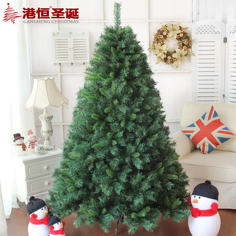 Hong Kong Hang Christmas tree 1.8 m floor washing Mixed Leaf luxury models encryption Christmas tree branches hanging 11.1kg(China (Mainland))