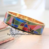 FREY Ode to Joy golden enamel No. enamel bracelets highest quality