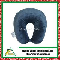 Hot Sale High Quality Decorative Pillow micro beads u shape pillow