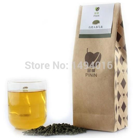 250g One Bag Best Ginseng Tea Taiwan Gaoshan Ginseng Oolong tea 250g/bag Slimming Tea(China (Mainland))