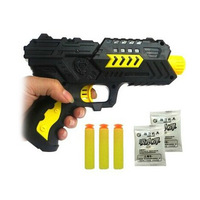 Paintball Gun Pistol & Soft Bullet Gun Plastic Toys CS Game Shooting Water Crystal Gun Nerf Air Soft Gun Airgun