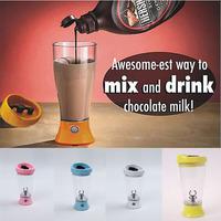 1pc/lot Acrylic Automatic Coffee Mixing Cups Self Stirring Coffee Mug Creative Milk Tea Blender Cup Mixer Seen On TV AY871764