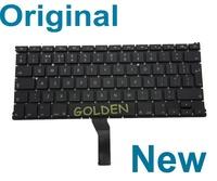 "Original New For Macbook Air 13"" A1369 A1466 MD231 MD232 MC503 MC504 UK/English keyboard 2011 2012 2013 Year Teclado"