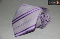 2015 NEW man's ties purple necktie  man wedding party Men's fashion cravat neckwear Fashion Accessories