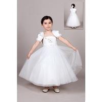 New Arrival Kids Girl dress Cute girl princess Wedding party Dress children dresses for girl 3-14 Years Evening Dresses vestidos