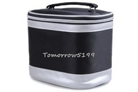 2015 NEW High Quality Woman luxury brand cosmetic makeup travel bag makeup suitcase (1 pcs / lot )