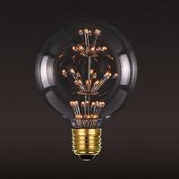 1pc Only 3W E14 E27 Vintage Retro Antiqued Edison Style LED Light  Bulbs Fixtures decorative 110V 220V Lamp bulbs lighting