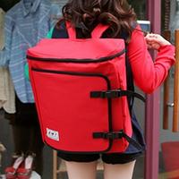 2015 New fashion Men and Women's Backpacks casual shoulder bag large capacity bag schoolbag travel bag Nylon material