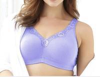 Sujetador Solid Linen Fashion Direct Selling Sutia  Women Big Yards Full Cup Bra Free Shipping 36 38 40 42 44 46 48 B C D DD DDD