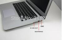 free shipping DHL express 14 inch screen laptop computer dual core cpu