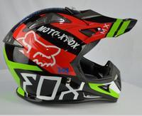New arrival Men professional motocross helmet Brand FOX motorcycle helmet Dirt Bike Rally capacete DOT Approved M/L/XL/XXL