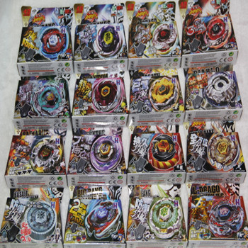 16 Styles Rapidity Super Top Clash Metal Beyblade Hot Sales Beyblade,Beyblade Spin Top Toy(China (Mainland))