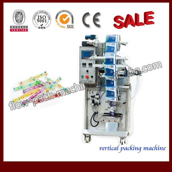 Automatic vertical chocolate paste packing machine(China (Mainland))