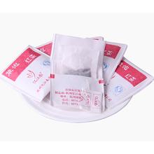 100Pcs Assam Black Tea Leaf Oolong Tea Black 200g Warm Stomach Handbag Easy Take China Reducing