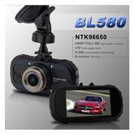 Bl580 car dvr recorder with novatek g-sensor hd car dvr(China (Mainland))