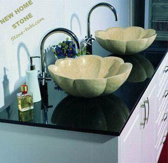 Online kopen wholesale stenen spoelbak wastafel uit china stenen spoelbak wastafel groothandel - Wastafel badkamer ontwerp ...