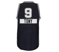 San Antonio Kawhi Leonard, Tim Duncan, Tony Parker, Manu Ginobili Black 2014-15 Christmas Day Road Jersey Basketball Jerseys