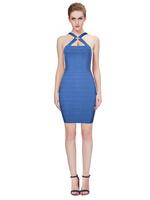 Kim Kardashian Party Short Prom 2015 Bandage dresses HL Vestido de festa dresses celebrity dresses drop shipping
