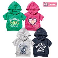 children's clothing wholesale FRANCE authentic KK rabbit  100% cotton T-shirt   SL1126
