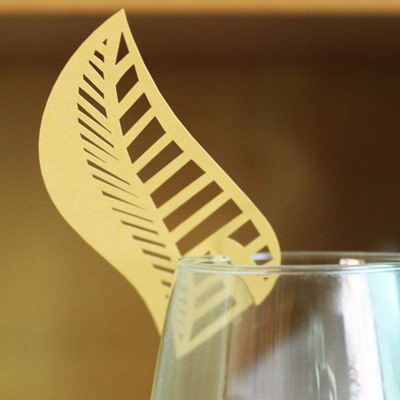 Decorative Designs For Cards Decoration Design Leaf Cup