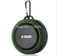 Portable 5W Super Stereo Sound Waterproof Wireless Bluetooth Speaker Suction Cup Shower Speaker Handfree Phone speaker