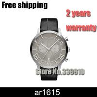 AR1611 AR1613 AR1615 Men Watches 2015 New Military Quartz Sport Watch Casual Genuine Leather Wristwatch Relogio Masculino Reloj