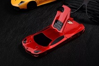 """Cool 3D Race Sports Car Hard Back Cover Protector Skin Stand Case Skin for Apple iPhone 6 4.7"""""""