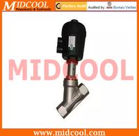 "1-1/4"" Angle Seat valve,  Burkert Angle valve, DN32 angle valve,pneumatic actuator"