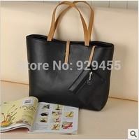 BUY 1 GET 2 Composite Bags New Women Handbag Shoulder Bag PU Fashion Women Clutch Purse Wrist Bags 2 Sets Purse