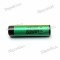 Protected 18650 3100mAh Rechargeable Li-ion Battery NCR18650A Cell