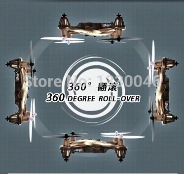 rc mini quadrocopter mini flying 3d axis(China (Mainland))