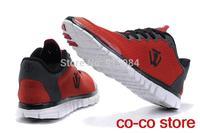 Free shipping Hot selling Brand name 3.0 mesh sport running Men's shoes