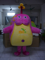 Factory Direct Fashion big super fat Sea Lion Fancy Dress Mascot Costume Adult Character Cosplay free shipping