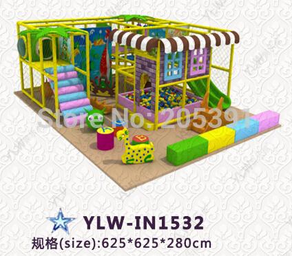 Indoor children play house/indoor play/kids paradise/kids' attraction area/amusement playground park/amusement park equipment(China (Mainland))