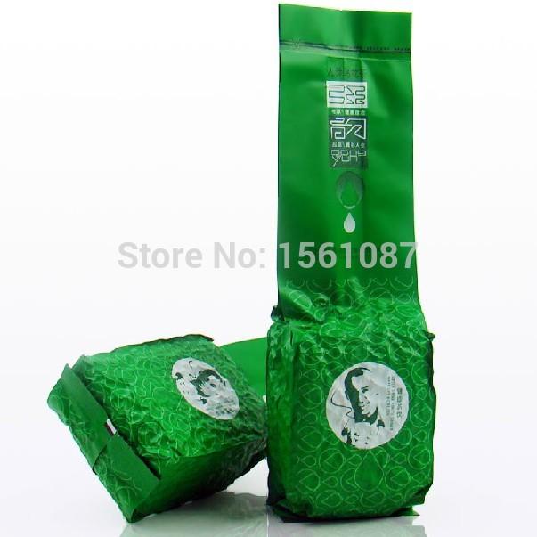 oolong tea 500g 250g*2 vacuum pack 500g best different green oolong ginseng tea chinese tanwai Oolong ginseng tea(China (Mainland))