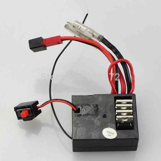 wl toys A949 A959 A969 K929 1/18 RC buggy RC Car spare parts 2.4G receiver/ESC free shipping(China (Mainland))