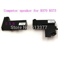New laptop speaker for Lenovo B570 B575 V570 V575 2pins L:55mm*48mm*17mm R:61mm*40mm*15mm Free shipping