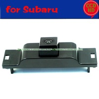 Hot selling HD CCD car front view parking camera for Subaru Forester night vision waterproof logo/ emblem camera