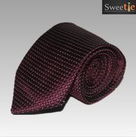 100% Handmake Men Knitting Neck Ties Knots tie Men's casual Solid kintted polyester Silk Narrow Design  Necktie Neck Ties