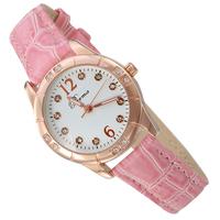 Luminous lady strap fashion waterproof watch female fashion table women's watch
