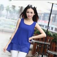 S-XXXL plus size Ladies Summer Chiffon Blouses & shirts blusas Bat Sleeve blousas shirts female