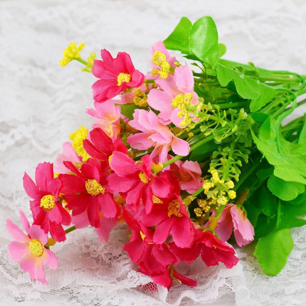 Искусственные цветы для дома JYQ Jewelry искусственные деревья для дома