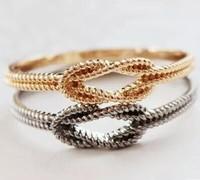 2015 New  single female exaggerated fashion sense   contracted bracelet 6.1 cm