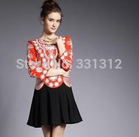 Clothing custom manufacture women dress overseas latest casual women dresses custom sublimation